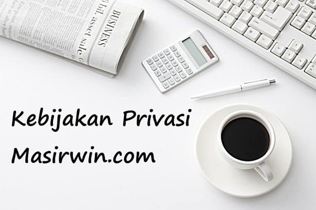 Privacy Masirwin.com