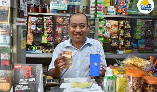 kelebihan aplikasi Buku Warung