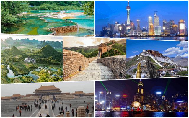 Tempat Wisata Terbaik di China