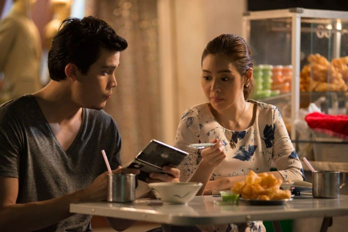 film thailand komedi romantis I Fine Thank You Love You