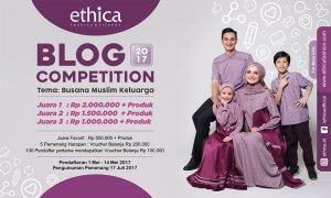 lomba blog fashion blogger, busana muslim, kontes review produk