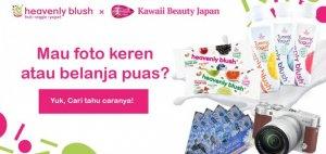 yogurt bar, kawaii Beauty japan, lomba menulis mei 2017