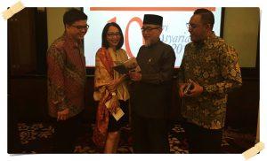 foto petinggi Prudential Indonesia