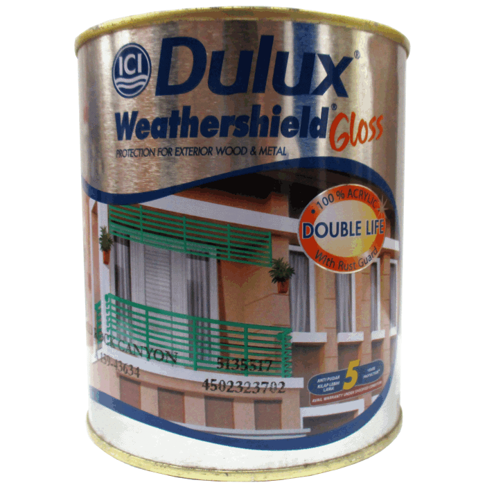 kayu besi duluc weather shield