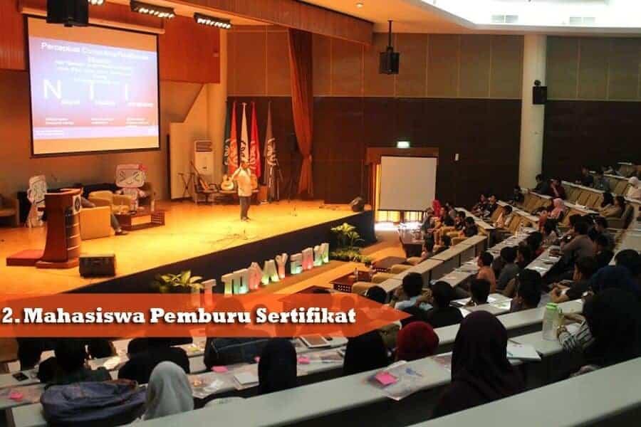 setifikat seminar, mahasiswa seminar, contoh seminar