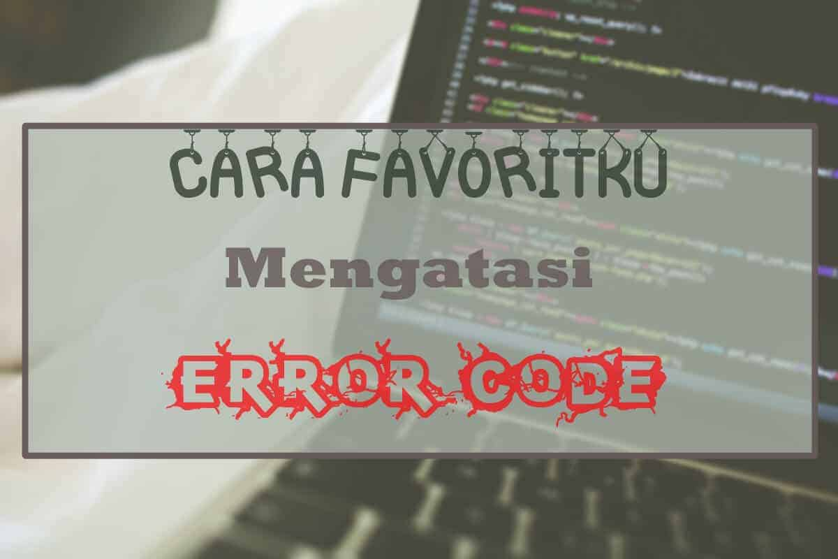 pop ice idolaku, mengatasi error code, milkshake pop ice