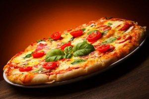 topping pizza italia, enak pizza khas italia